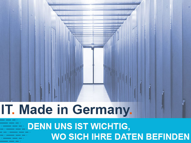 IT.-Made-in-Germany-ITSON GmbH - Ihre externe IT-Abteilung
